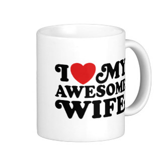 Awesome Wife Mug