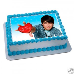 Profile Picture Cake 5 LBS