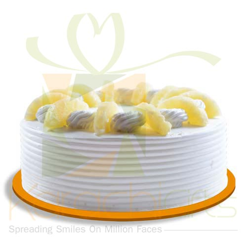 Pineapple Cake 2lbs Blue Ribbon Bakers