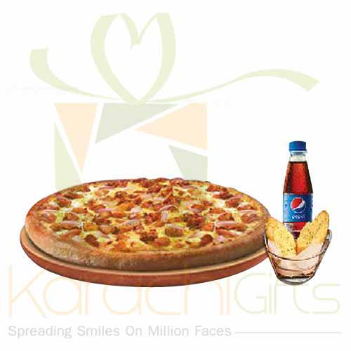 Wow Deal (Small) - Pizza Hut