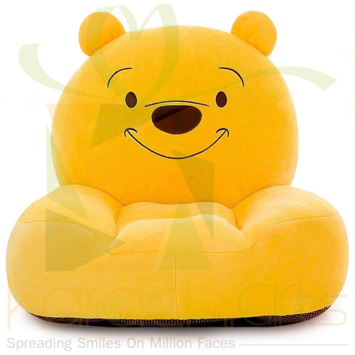 Pooh Floor Seat For Kids