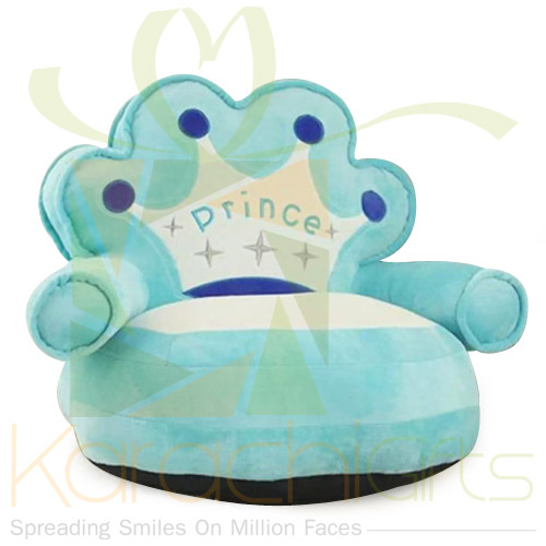 Prince Floor Seat For Kids