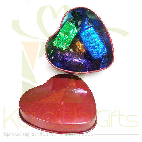 Quality Street Heart (Small)