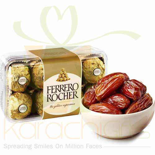 Dates With Ferrero