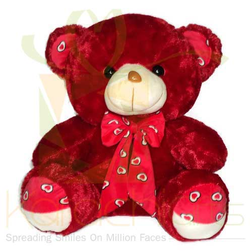 Red Teddy Bear 18 Inches