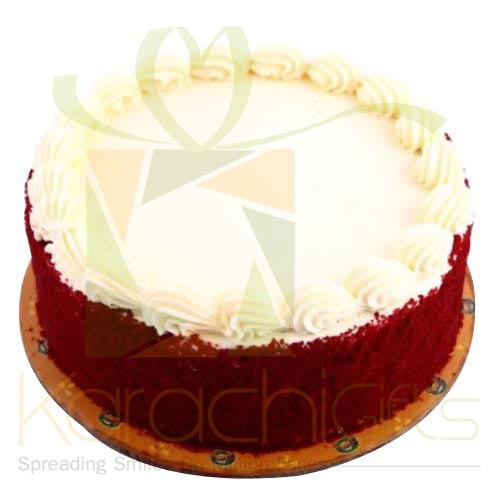 Red Velvet Cake 2.2 lbs By Sky Bakers