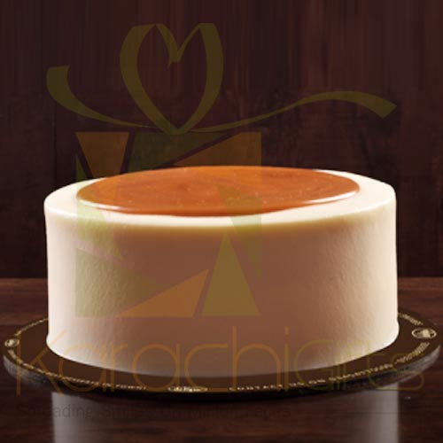 Salted Caramel Cake - 2.5lbs - Delizia