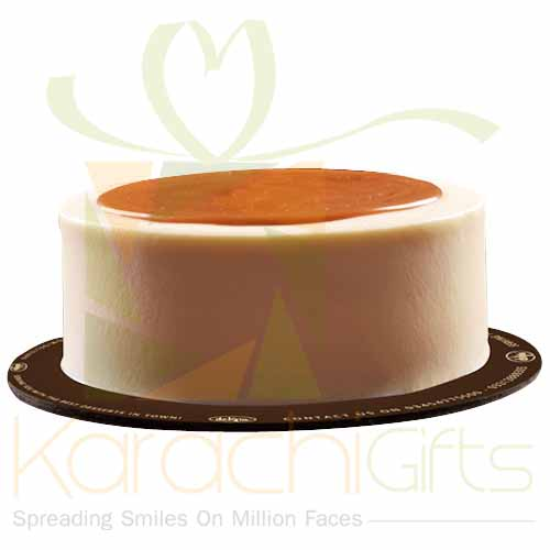 Salted Caramel Cake 2.5lbs-Kababjees