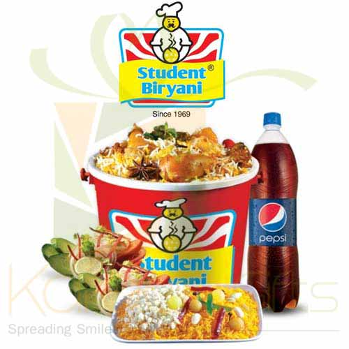 Chicken Family Pack - Student Biryani
