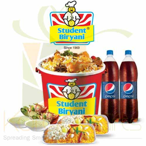 Chicken Party Pack - Student Biryani
