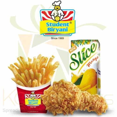 Kids Meal 2 - Student Biryani