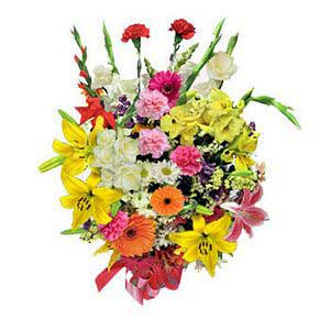 SEASONAL FLOWER BOUQUET