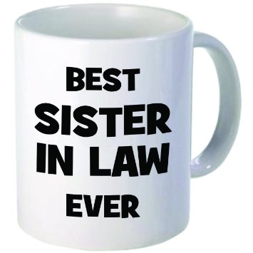 Best Sister In Law Mug