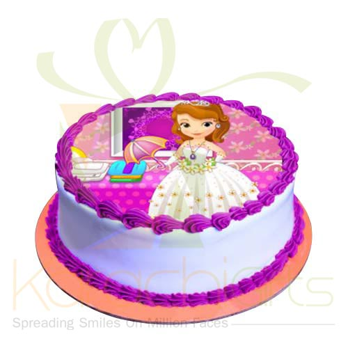 Sofia Picture Cake 2lbs by Sachas