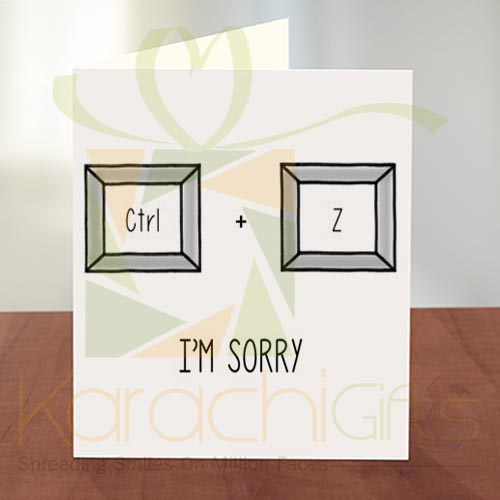 Sorry Card 02
