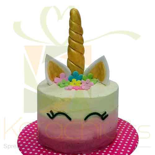 Unicorn Beauty Cake - 5lbs