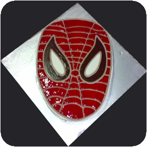 Spider Man Face Cake (4lbs)