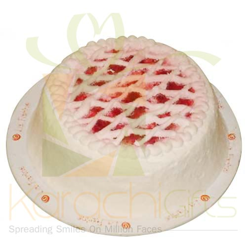 Strawberry Cake 2lbs By La Farine