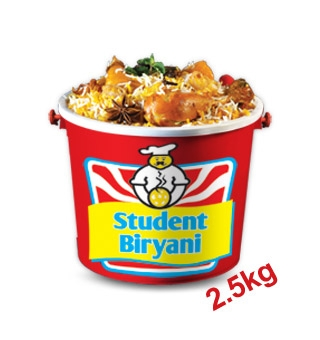 Chicken Biryani Bucket 2.5 KG