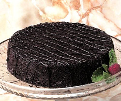 Chocolate Cake (2lbs) Sugar Free