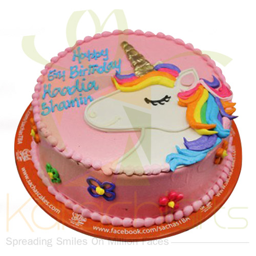 Unicorn Cake By Sachas