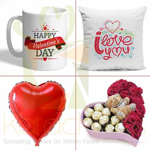 Symbols Of Love (4 In 1 Deal)