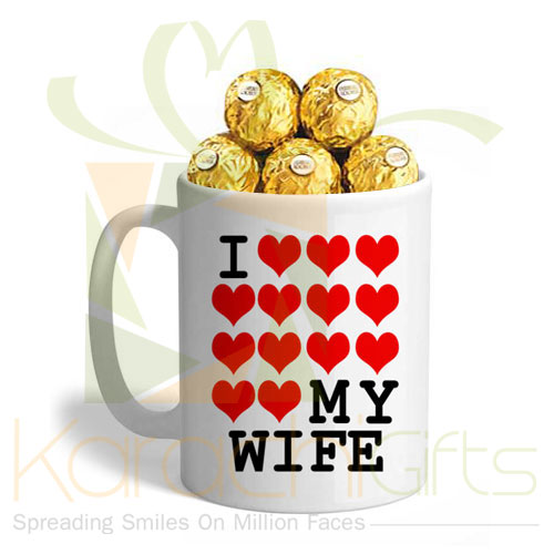 Ferrero In A Wife Mug