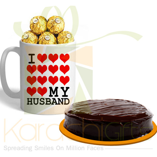 For My Loving Husband