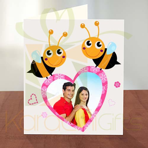 Picture Love Card
