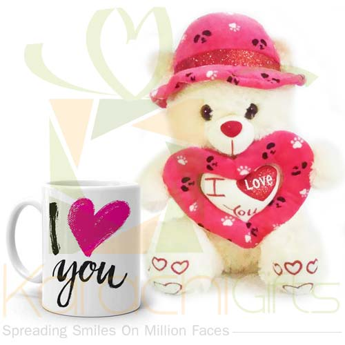Love Mug With Teddy