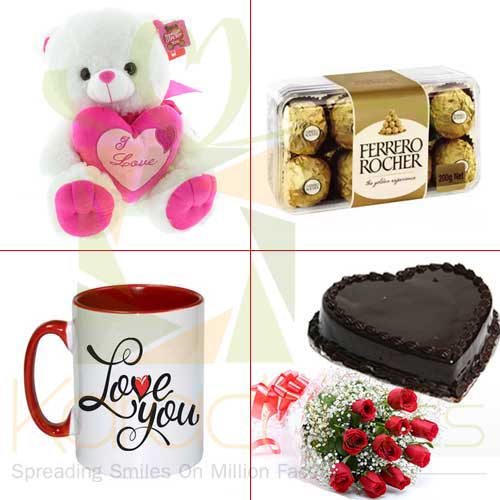 Fantastic Five Love Gifts