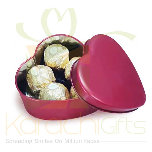 Chocs In A Tin Heart