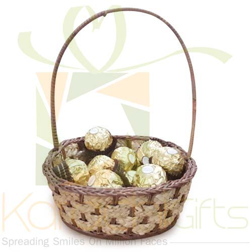 Rocher Basket