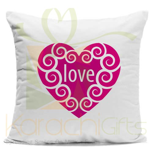 Valentines Day Cushion 03