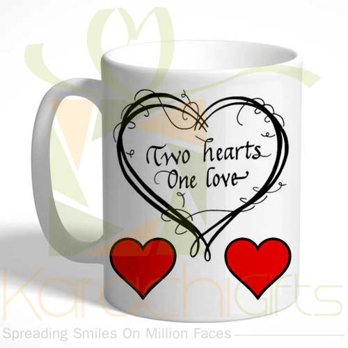 One Love Name Mug