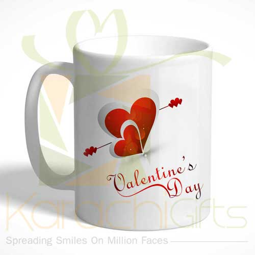Happy Valentines Day Mug 1
