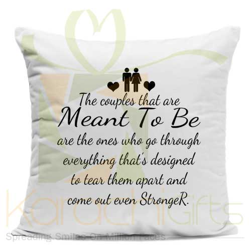 Meant To Be Cushion
