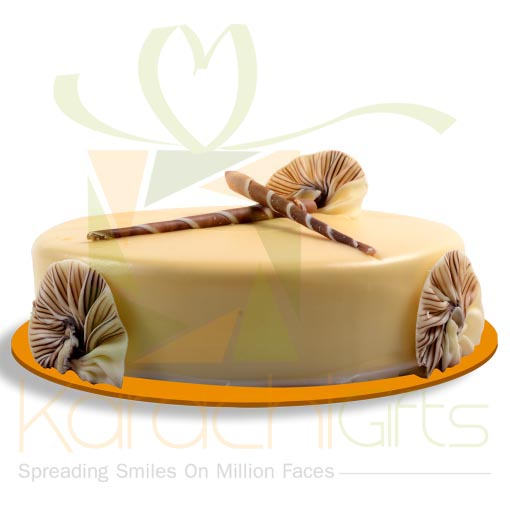 White Chocolate Cake 2lbs United King