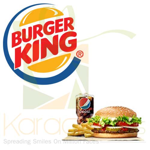 Whopper Meal - Burger King
