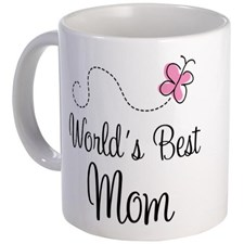 World Best MOM Mug