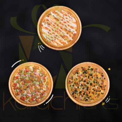 Wow Triples (Large) - Pizza Hut