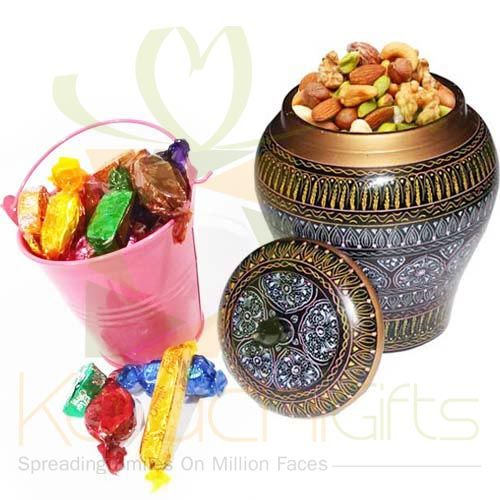 Chocs And Dry Fruits