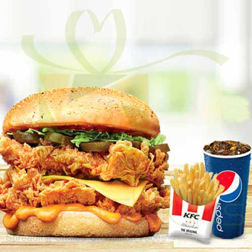 Zinger Stacker - KFC